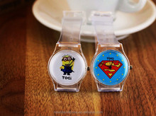 2015 China manufacture customized and smart silicone bracelet watch