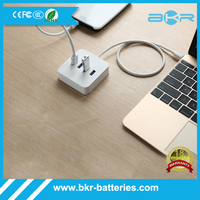 4 port usb 3.0 hub 5V/1A usb type c for apple macbook