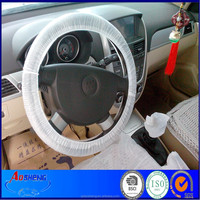 Disposable PE Car Steering Wheel Cover