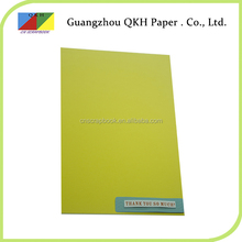 Newest design Paper & Paperboard a4 size color leather grain paper