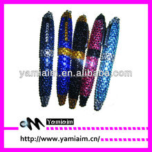 Great price with high quality rhinestone project pen supplier refill pen
