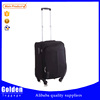 business boarding luggage wheeled carry on pilot luggage bag fabric men's trolley luggage