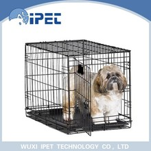 China wholesale bottom wire grid outdoor pet cage