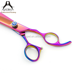 Right -handed Pet Grooming Scissor