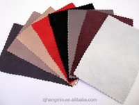 run quantity PU leather substrate spunlace nonwoven fabric for shoe lining