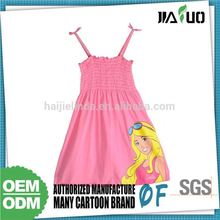 Original Design Customized Fashion Korean Style Latest Girl Dress Designs