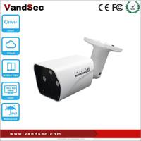 New Arrival Onvif P2P Network IP67 Waterproof IR Bullet Outdoor Security CCTV HD Wireless IP Camera