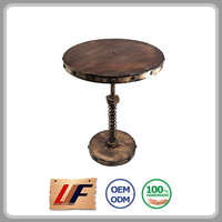 Reasonable Price Good Quality 2015 New Arrival Outdoor Table Custom-Made Wedding Table And Chairs Decoration