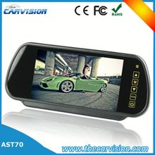 Competitive color TFT LCD car rearview mirror monitor for reversing