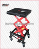 Mini hydraulic motorcycle maintenance lift by CE approved