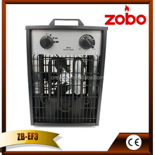 Wholesale Top Quality Electric Fan Heater With 3000W