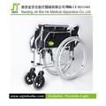 dobrável de alumínio usado para cadeiras de rodas