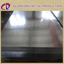 G60 Zinc Coated GI Steel Sheet 0.5mm