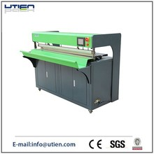 Factory supply PE / PVC coated fabric automatic clothes folding machine