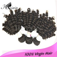 Most Popular 100% Unprocessed Wholesale Virgin Brazilian Hair Extension