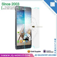 Accept Small MOQ Anti-Shock/Anti-Explosion High Definition Tempered Glass Screen Guard For Samsung Galxy Note 4