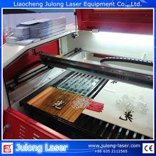 julong popular sale laser wood gifts cutting machine price 1390