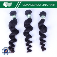 Top quality factory price individual human hair eyebrow extensions