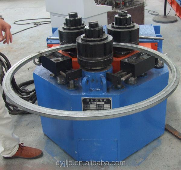 angle iron rolling machine