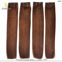 2015 Aliexpress Virgin Unprocessed double weft no shedding tangle sri lanka human hair remy