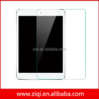 tempered glass film Mobile phone accessory 9H hardness screen protector for ipad mini mini 2
