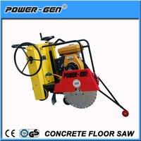 POWER-GEN Construction Equipment 300-500mm Concrete Cutting Floor Saw