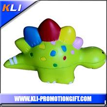 Custom pu foam ball pu stress dinosaur