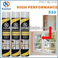 High expend power polyurethane spray foam