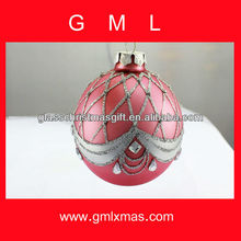 Christmas glass ball for christmas tree, christmas products Made in Dongguan,Trade Assurance supplier