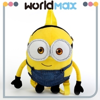 2015 plush Despicable me backpack