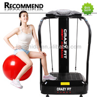2000W TOP quality Body Exercise Equipment Vibrator with MP3