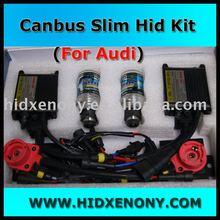 55w Xenon car kit, xenon ballast kit, HID conversion kit(for Audi)