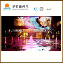 high resolution and brightness P2.5,P4,P6,P8,P10,P12.5, p20 p16 SMD or DIP advertising inflatable billboard