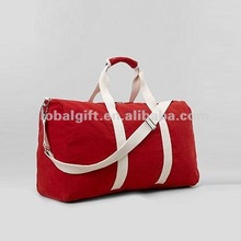 cotton/canvas rolling duffle bags