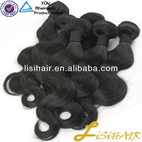 Tangle Free Body Wave Fashion Source Hair