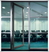 Alumunum automatic swing door operator for office