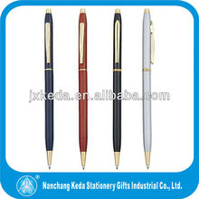 hot selling cross wholesale stitch ballpoint pen
