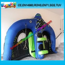 Outdoor Sea Flying Manta Ray Rider, Inflatable Towable Ski Tubes For Water Sports (FUNWG1-196)