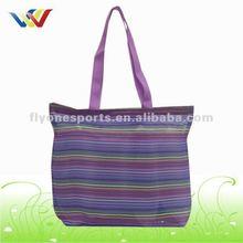 Ladies' Nylon Mesh Light Shopping Tote Bag