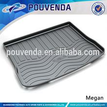 auto part car trunk mat boot liner car mat for vw tiguan