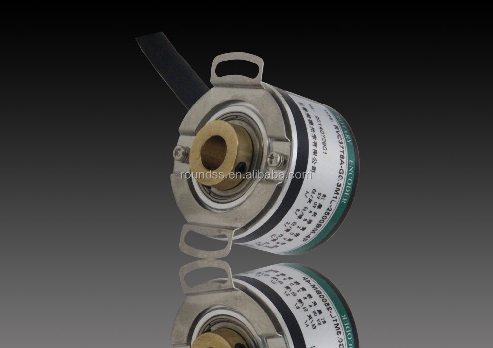 Hollow Shaft Uvw Motor Encoder Dc Servo Motor Encoder