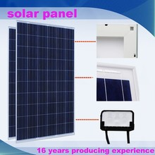 lowest price 2000 watt poly solar panel system price 250w panel solar CE/ISO certificates