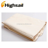 Vehichle Dry and Polish Synthetic Chamois Cleaning Cloth