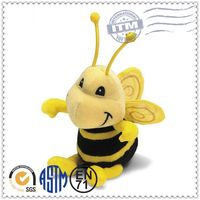 New promotional plush toys kids,kids toys free sample,happy kid toy