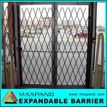 Made In China Easy Assembly Folding Metal Safety Gates