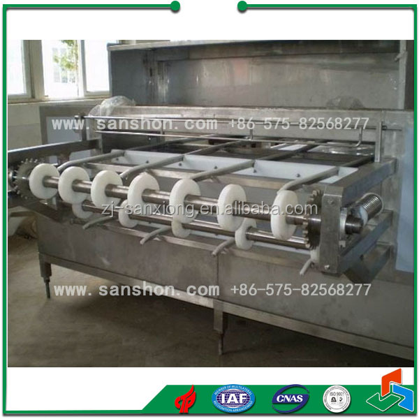 Prepared Food or Sea Food Tunnel Freezer