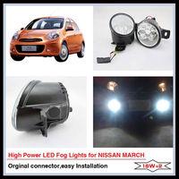 High Power LED Fog Lamp For Nissan March