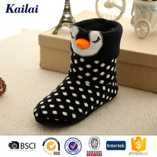lovely animal cartoon design boots casual shoes for women