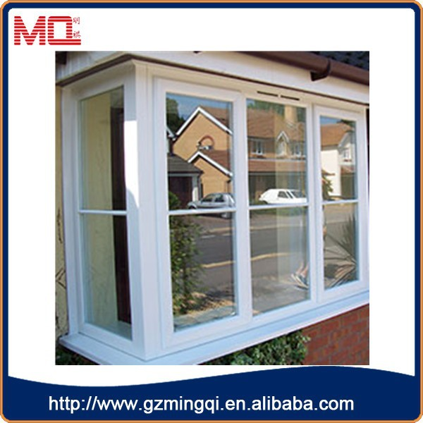 China new product bay design pvc garden windows for sale for New windows for sale