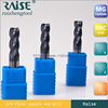cnc machine 4-flute solid caride square Germany end mill for copper